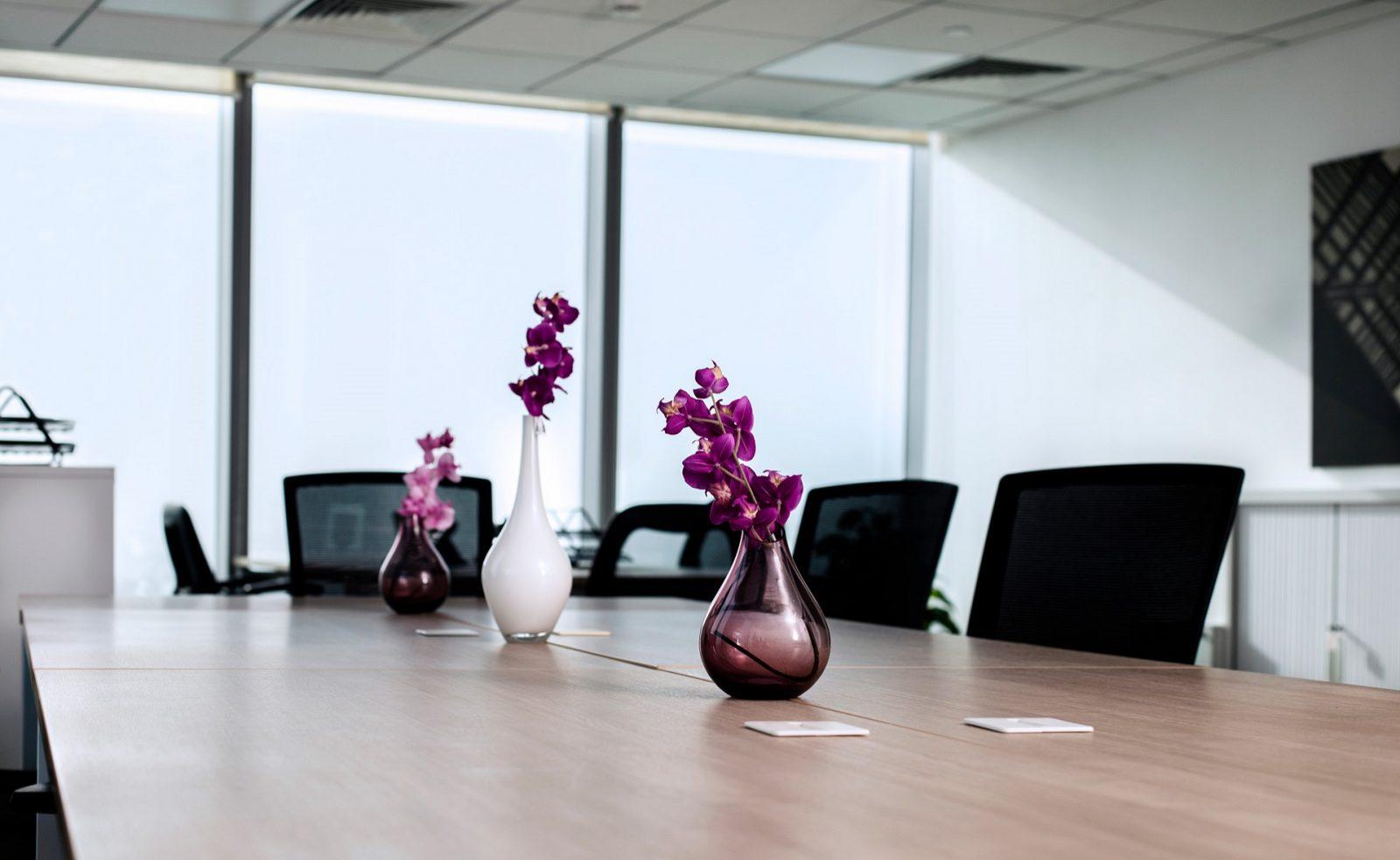 meeting room in Dubai
