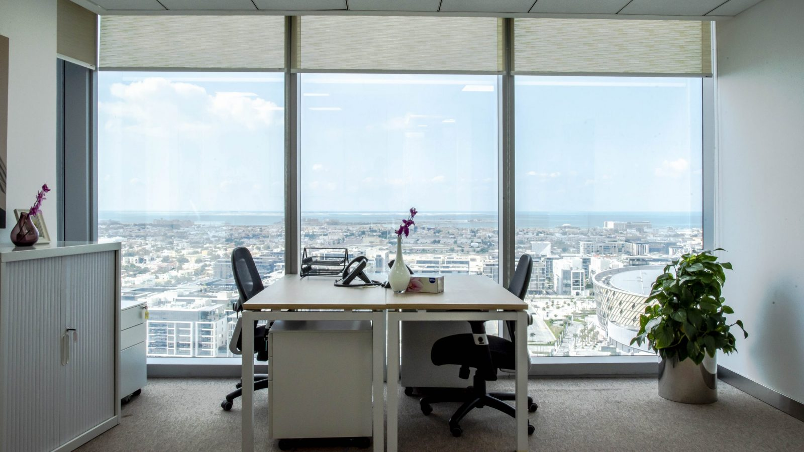 business centers in dubai