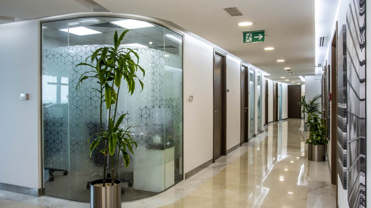 Serviced offices for rent